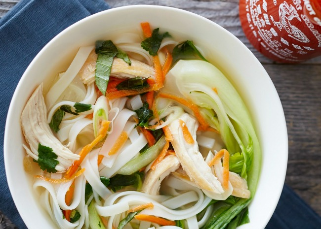 my chicken pho recipe  loversrecipes